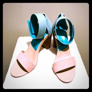 Chinese Laundry Ankle Strap Sandals 8.5